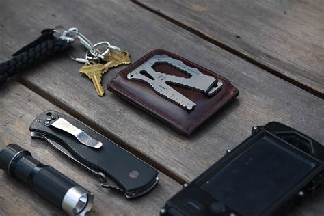 pocket multi tools edc card everyday carry pocket multi tool hiconsumption
