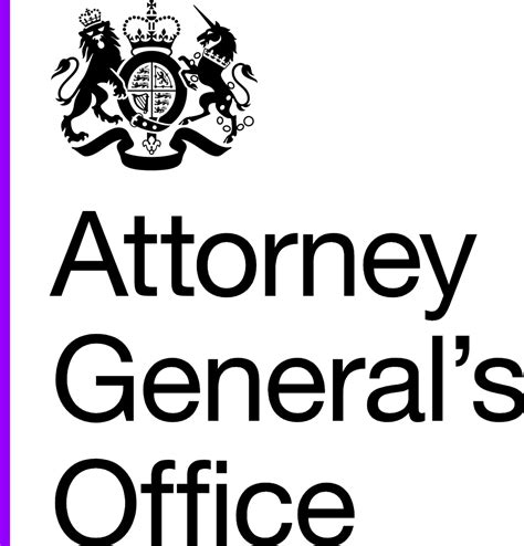 Attorney Generals Office by File Attorney General S Office Logo Svg