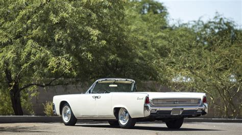 1961 lincoln convertible for sale 1961 lincoln continental convertible s39 monterey 2016