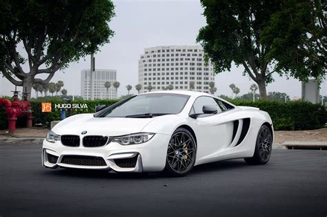 Baby Bmw Car by Mclaren And Bmw Had A Baby Together