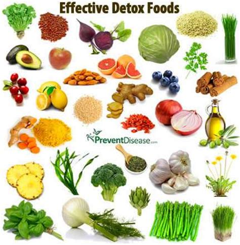 Foods To Eat When Detoxing by 36 Foods To Detox And Cleanse Your Entire