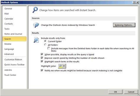 Outlook Search Working With Microsoft You Don T What You Re Missing The Notes In Seattle