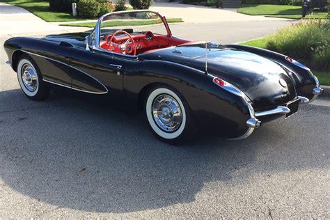 1956 chevrolet corvette 1956 chevrolet corvette convertible 200539