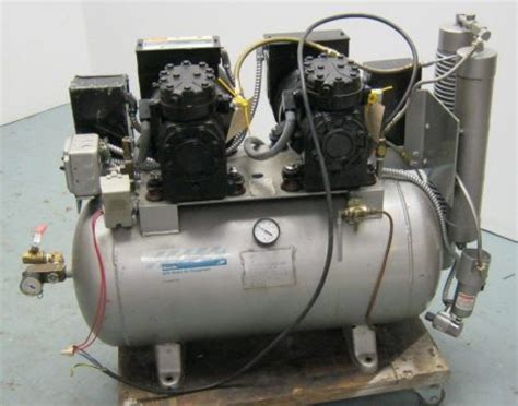 used copeland ohmeda air compressor for sale dotmed listing 1473888