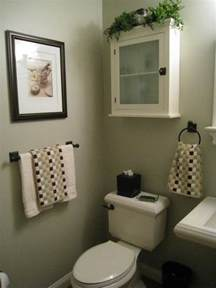 Decorating Bathrooms Ideas Half Bathroom Decorating Ideas Pinterest House Decor Picture