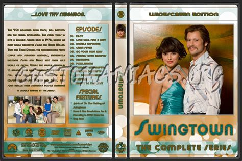 swing tv show online free swingtown dvd cover dvd covers labels by customaniacs