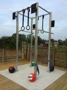 backyard fitness equipment outdoor crossfit rig search health and fitness