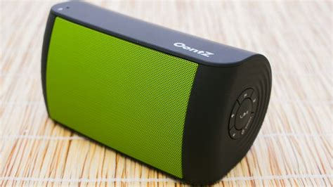 Speaker Oontz cambridge soundworks oontz bluetooth speaker review cnet