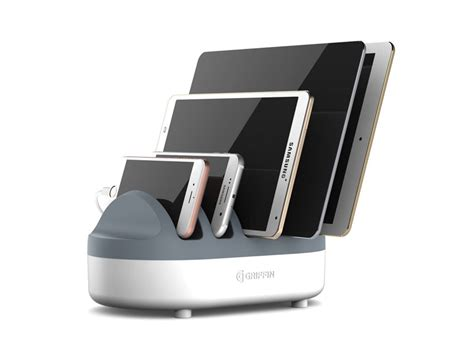 Usb Griffin usb charging station powerdock pro by griffin
