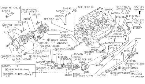 nissan vg33 engine diagram 28 images nissan vg33
