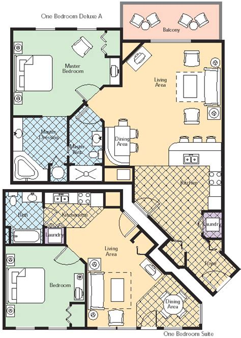 Wyndham Pagosa Floor Plans | wyndham pagosa property owners