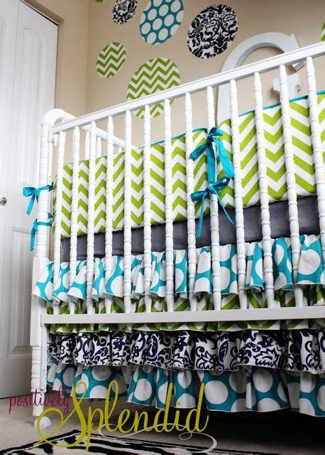 Ruffled Crib Bedding Ruffled Crib Skirt Tutorial Nursery Bedding Reveal Ruffled Crib Skirts Crib Skirts And Crib