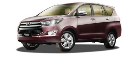 On Road Price Toyota Innova Toyota Innova Crysta On Road Price And Offers In Sagar