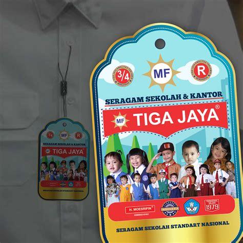 Seragam Sekolah Tiga Jaya profil primaetno halaman 1 sribu