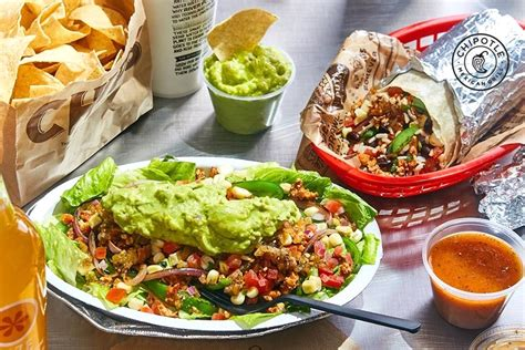 Chipotle Mexican Grill Burrito by Chipotle Mexican Grill Dairy Free Menu Items And Other