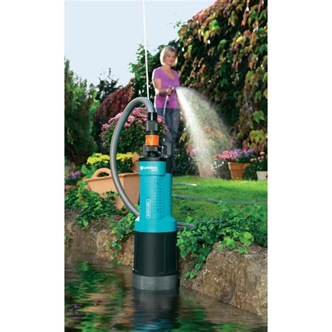 Pompe D Arrosage 1476 by Pompe D Arrosage Submersible Gardena 6000 5 Automatic