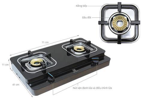 Kompor Gas Electrolux Etg 70x b蘯ソp gas 苟 244 i electrolux etg726gkr trananh vn