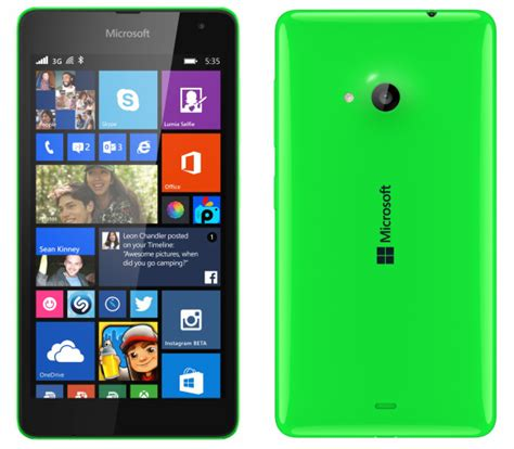 nokia lumia microsoft mobile lumia 535 release date nov 26 2014 in india rumors of