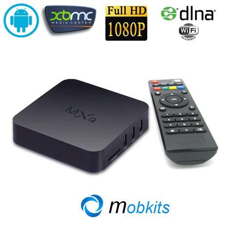 Tv Box Android 4 4 2015 mxq tv box android 4 4 kodi ad ons smart tv box