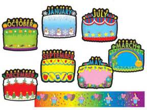 birthday cake bulletin board bulletin boards
