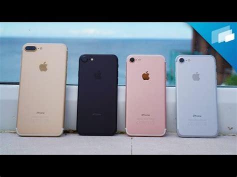 iphone 7 color comparison what s your favorite color