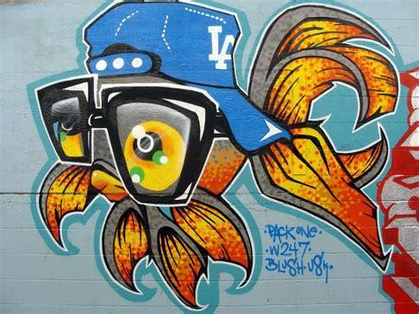graffitis de hip hop arte  graffiti
