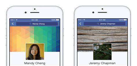design foto profil nouveaux profils facebook vid 233 o de profil photo