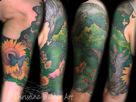 lucky bamboo tattoo tattoos body part arm sleeve nature
