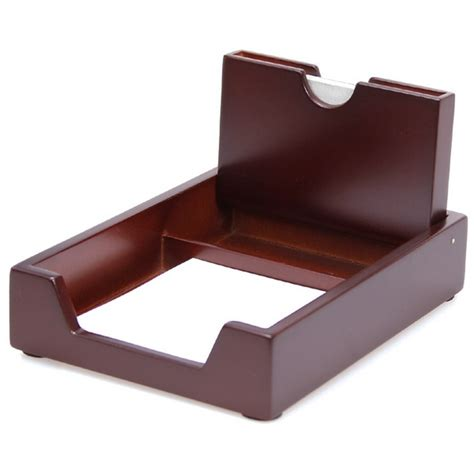 Rosewood Gift Card - premium rosewood business card holder