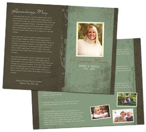 Best Funeral Poems Tribute Templates For A Funeral