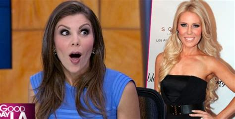 Heather Dubrow Mocked By Good Day La Anchor Over | 1000 images about heather dubrow on pinterest seasons