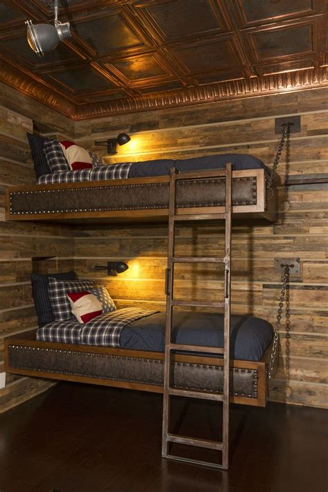 Built In Cabin Beds by 25 Best Ideas About Cabin Bunk Beds On Cabin