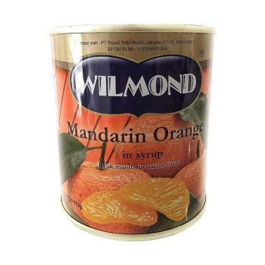 Wilmond Mandarin Orange In Syrup jual wilmond mandarin orange in syrup canned makanan