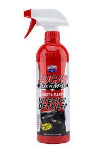 Lucas Slick Mist Interior Detailer buy lucas 5th wheel slider lube 12 1 pint yoder