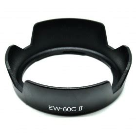 Wintersweet Style Thicken Lens For Canon Ew 60c Rummputeki lens style for nikon hb 47 black jakartanotebook