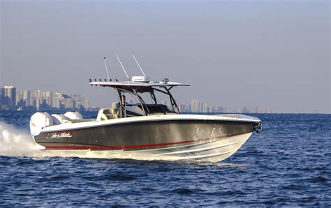 hi performance outboard boats nor tech hi performance boats at fort lauderdale
