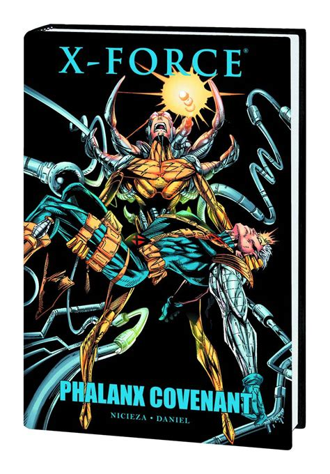 x men the phalanx covenant fresh comics x force phalanx covenant fresh comics