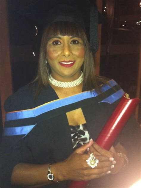 Sbl Unisa Mba by Shamila Ramjawan Graduates With An Mba From Unisa