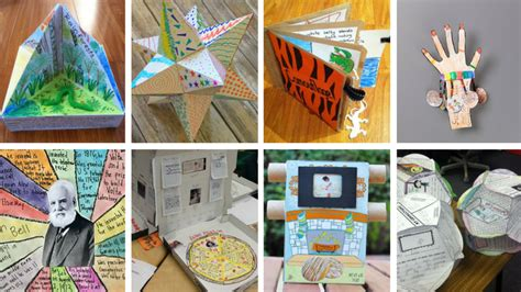 creative ideas for book reports 12 book report project ideas for every grade and subject