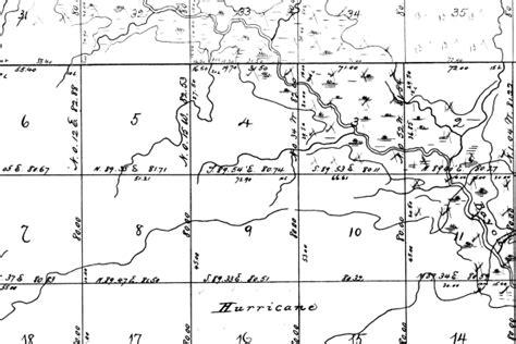 louisiana grid map la original plss