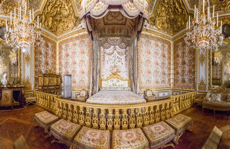 queens bedroom queen s bedroom in palace of versailles things to visit