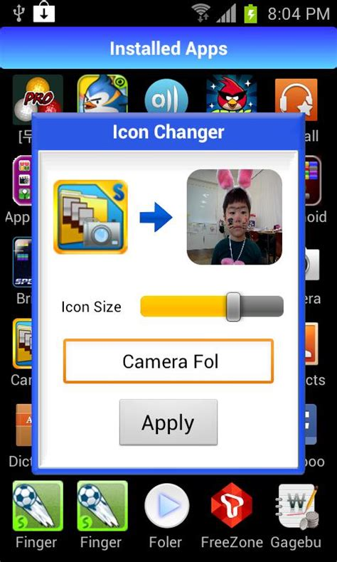 icon changer for android icon changer android apps on play