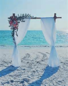 Beach Wedding Arch Best 20 Beach Wedding Arches Ideas On Pinterest Wedding On The Beach Beach Wedding