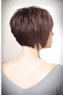 choppy layered bob haircuts front and backviews 20 short choppy haircuts that will brighten up your look