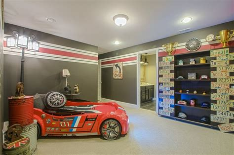race car bedroom race car themed bedroom toddler bedroom pinterest