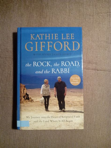 kathie lee gifford rabbi book linda the librarian the rock the road and the rabbi by