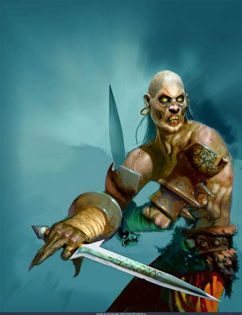 Undead Rogue, a classic from the Vanilla loading screens ... Awesome Pictures Of Werewolves