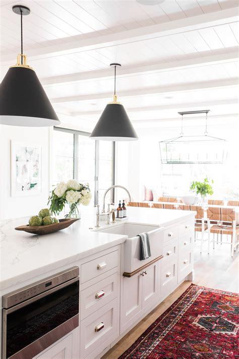 Bridge Faucet Kitchen windsong project great room kitchen mudroom studio mcgee