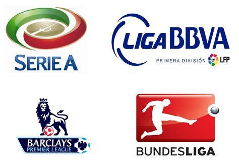 epl and bundesliga serie a la liga the premier league and bundesliga but