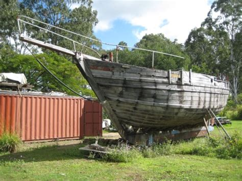 wooden boat for sale australia holy boat blog wooden ketch sailboat